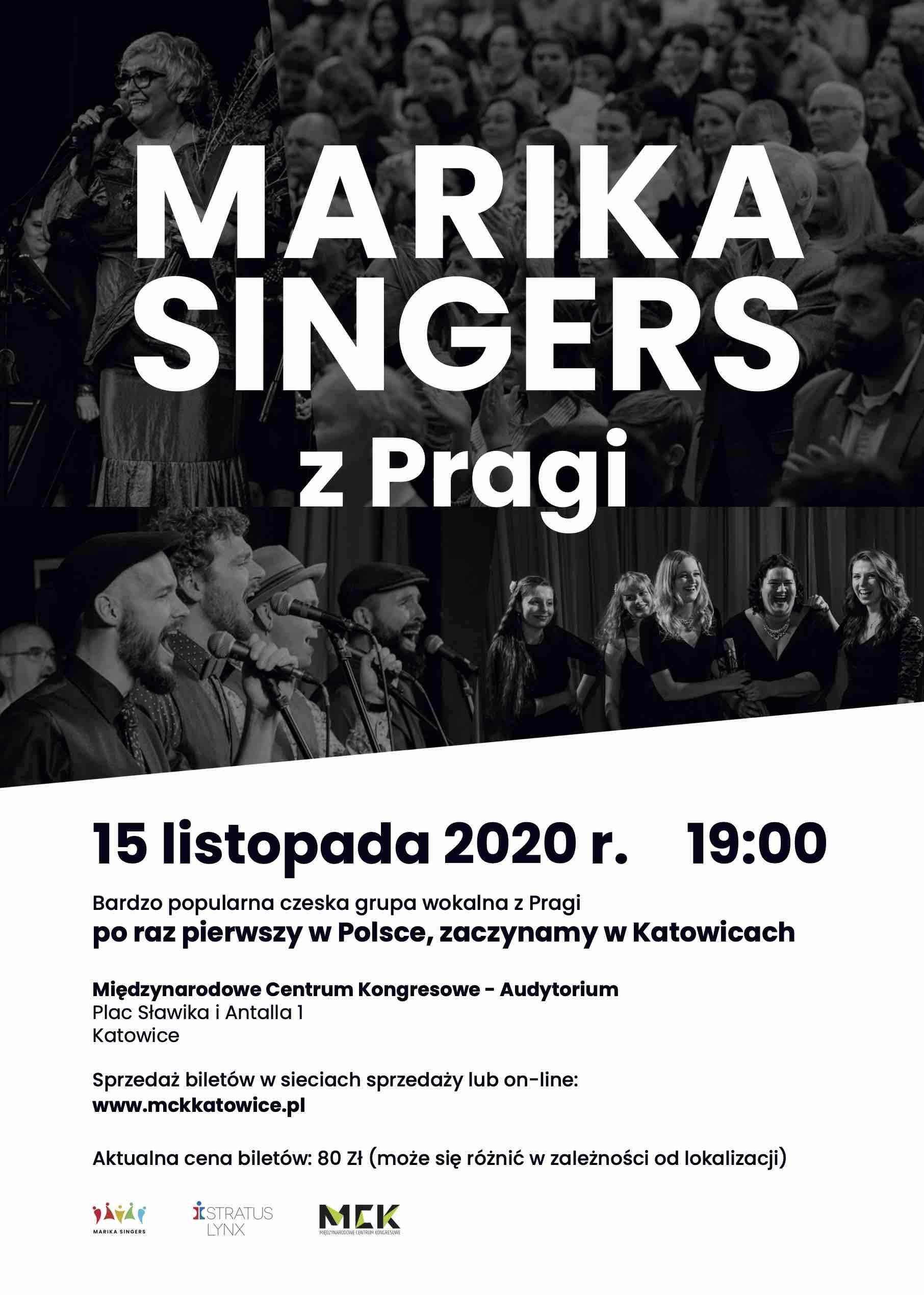 Voices a Marika Singers Katowice