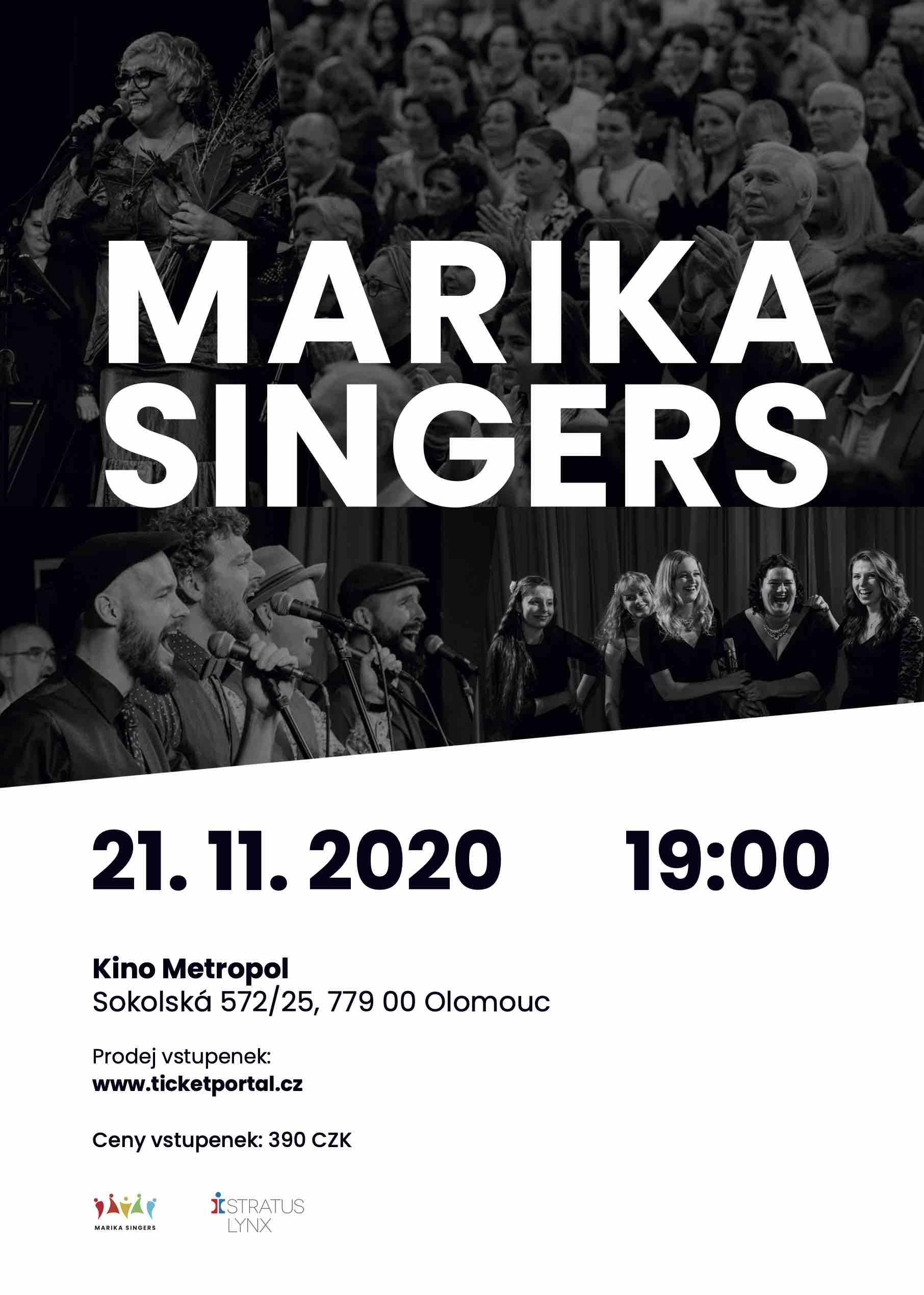 Voices a Marika Singers v Olomouci